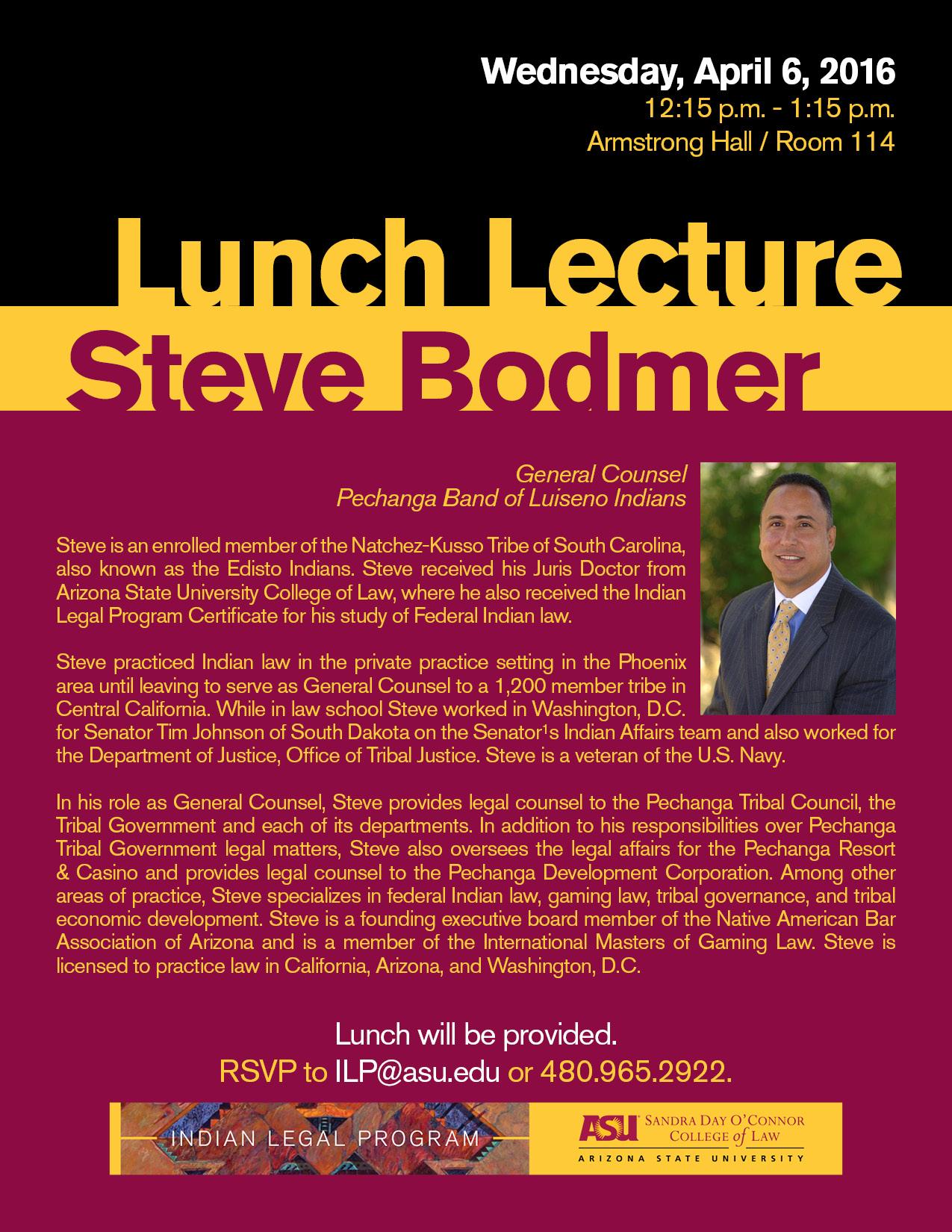 Steve Bodmer